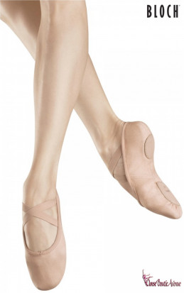 DEMI POINTES ENFANTS STRETCH BLOCH ZENITH S0282G