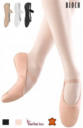 DEMI POINTES ADULTES SEMELLE ENTIERE BLOCH ARISE S0209L