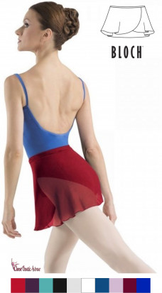 BLOCH JUPETTE R5130 PROFESSIONNAL SKIRT