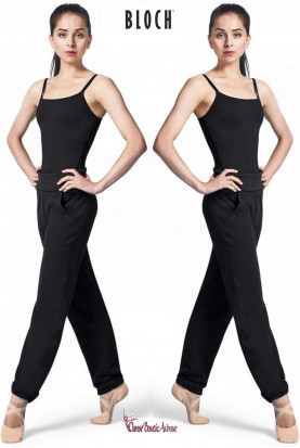 "BLOCH ADULTES PANTALON WARM-UP ""SUNITA"" P3978"
