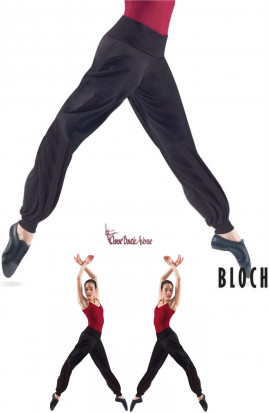 BLOCH PANTALON JAZZ YOGA GYM ADULTES P9028 MOVEMENT