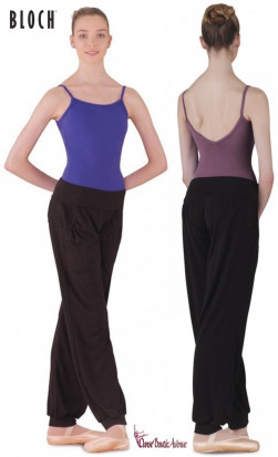 MIRELLA PANTALON JAZZ YOGA GYM ADULTES M6011L