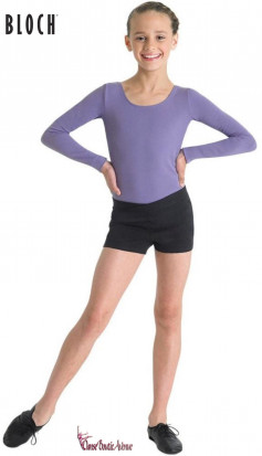 SHORT ENFANTS DANSE JAZZ BLOCH CR2704 MATEA