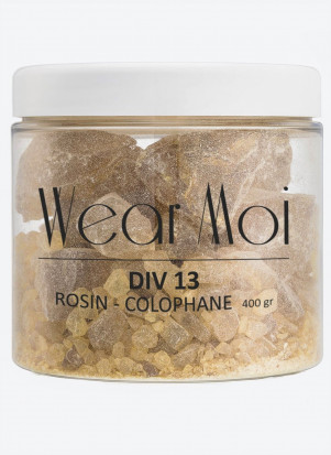 COLOPHANE PIERRE DE ROSE ROSIN ROCK WEAR MOI DIV 13