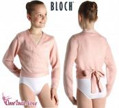 Cache coeur enfants danse,Bloch Ella CZ0999