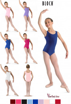 BLOCH CL5405 TUTU JUSTAUCORPS ENFANTS