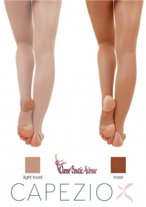 CAPEZIO 1881 TIGHTS ULTRA SHIMMERY STEARRUP