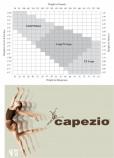 COLLANTS CAPEZIO 1825 et 1825C BASIC STUDIO