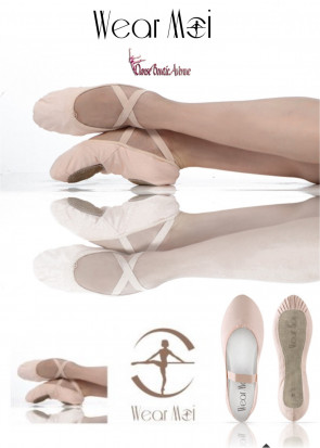 WEAR MOI WM100 ballet shoes