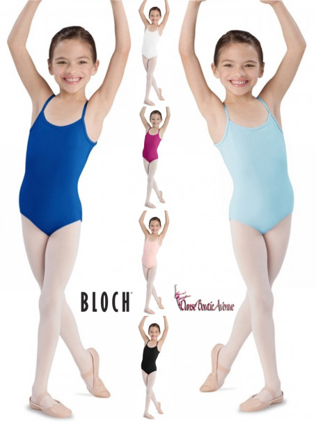 BLOCH CL5407 PLIE JUSTAUCORPS ENFANTS