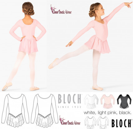 BLOCH CL5309 PETAL JUSTAUCORPS ENFANTS