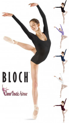 BLOCH PREMIER L5409 JUSTAUCORPS ADULTES