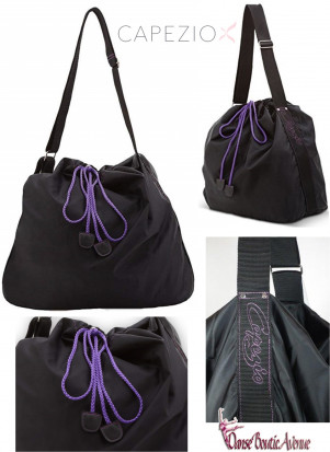 CAPEZIO SAC DANSE B113 HOBO DANCE BAG