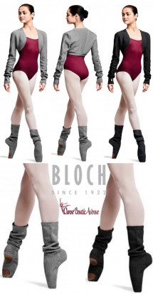 BLOCH CHAUSSETTES POUR POINTES W6730 CHAYIM