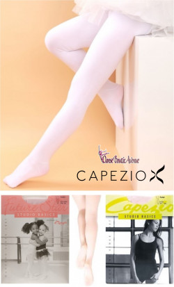 COLLANTS CAPEZIO 1825 et 1825C BASIC STUDIO