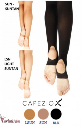 COLLANTS CAPEZIO STIRRUP HOLD & STRETCH N145