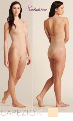 SEAMLESS JUSTAUCORPS LOW BACK CAPEZIO 3681