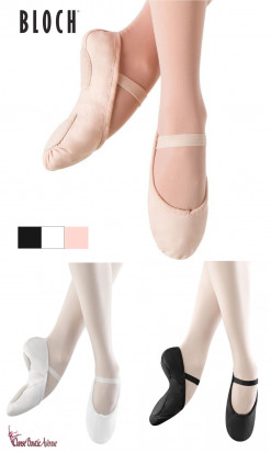 BLOCH PROLITE II S0213L TOILE ADULTES