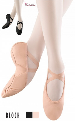 PROLITE II CUIR ADULTES - BLOCH S0203L