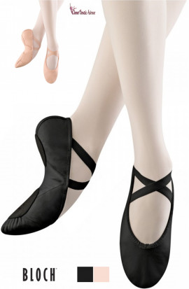 DEMI-POINTES ADULTES BLOCH S0203L PROLITE II HYBRID
