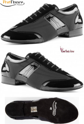 PD024 PRO CHAUSSURES DANSES LATINES HOMMES