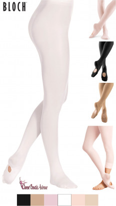 COLLANTS CONVERTIBLES ADULTES BLOCH T0982L