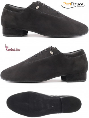 PORT DANCE PD020 PREMIUM CUIR NUBUCK