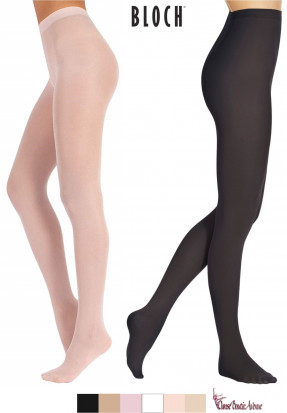 COLLANTS ADULTES MICROFIBRE BLOCH T0981L