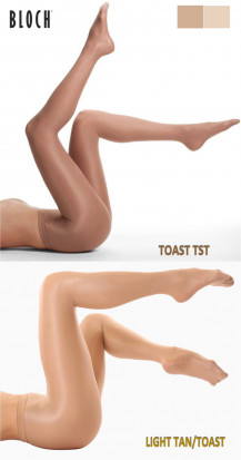 COLLANTS ADULTES FOOTED SHIMMERY BLOCH T0922L