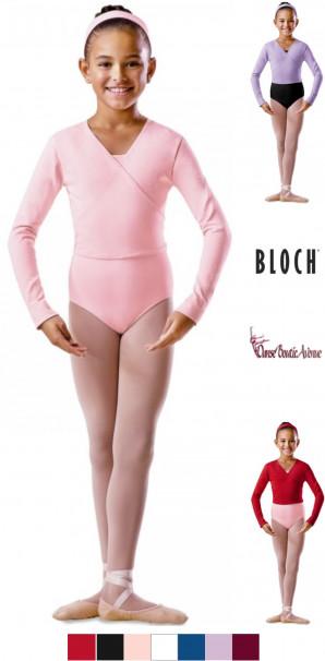 Cache coeur enfants danse,Bloch BU501C