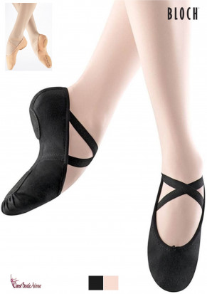 DEMI POINTES STRETCH ADULTES BLOCH ZENITH S0282L