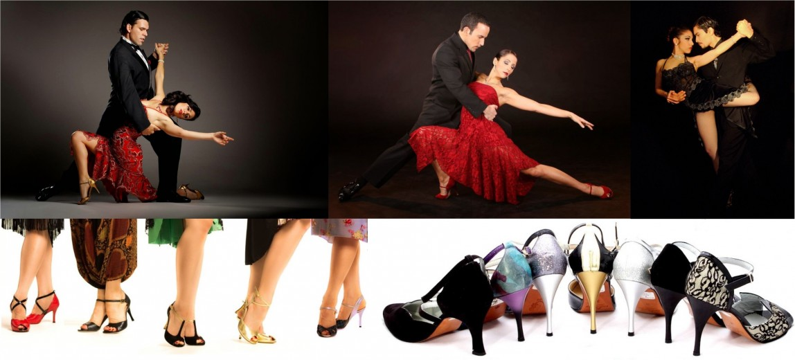CHAUSSURES TANGO