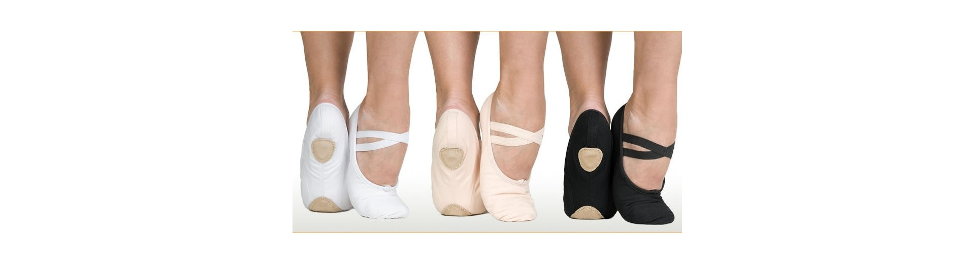 DEMI-POINTES (Ballet Shoes)